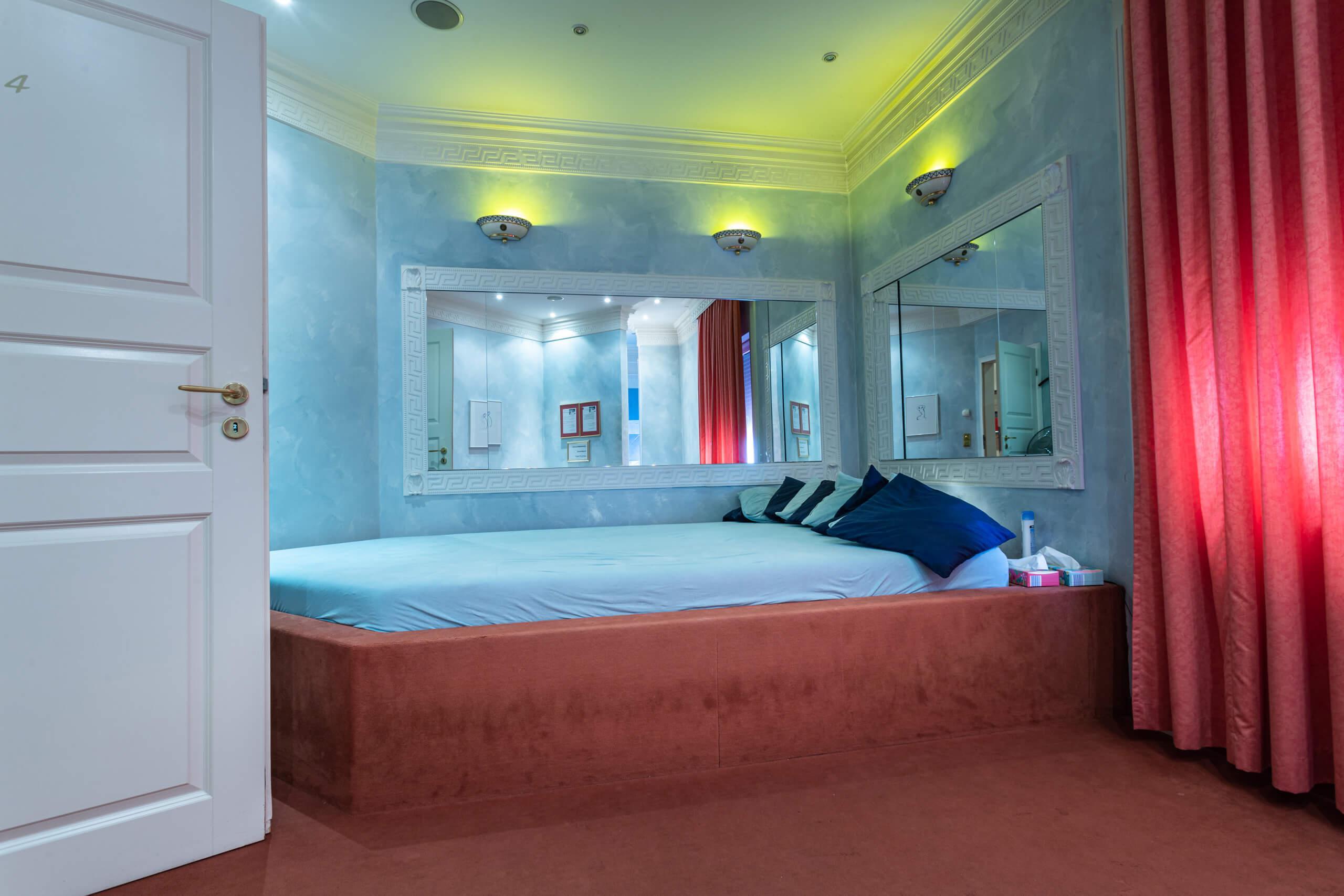 Blauer Salon 03   Villa Freiburg
